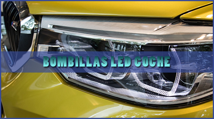 Bombillas LED coche